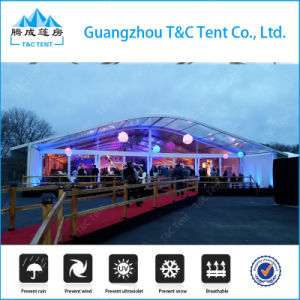 Luxury Broadstone Clamshell Night Club Tents for Sale pictures & photos
