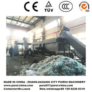 Energy Saving Plastic PE Film Crushing and Washing Machine pictures & photos