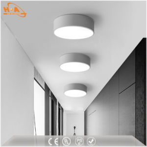 China Wholesale Modern Indoor Round Lighting LED Ceiling Down Light pictures & photos
