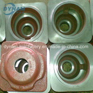 Machinery Casting Part Gear Box End Cover Sand Iron Casting pictures & photos