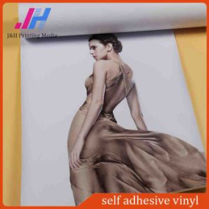 PVC Self Adhesive Vinyl 120g pictures & photos