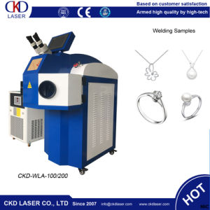 Professional Supply YAG Laser Soldering System for Make Jewelry pictures & photos