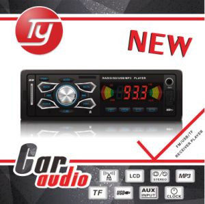 Hot Sale with LED Display Car Radio MP3 FM Am Transmitter Radio MP3 pictures & photos