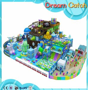 Pirate Style Safe and Comfortable Soft Indoor Playground for Children pictures & photos