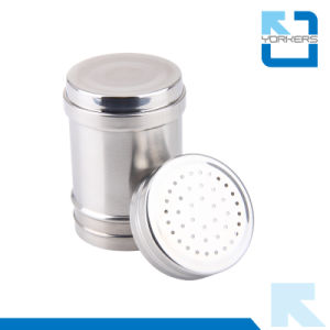 Wholesale Metal Stainless Steel Salt and Pepper Bottle pictures & photos
