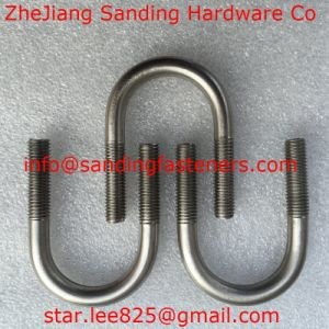 Stainless Steel Zinc Plated for Truck U Bolts pictures & photos