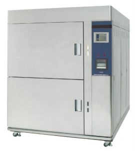 High Quality Best Performance Air Cooled Thermal Shock Test Chamber pictures & photos