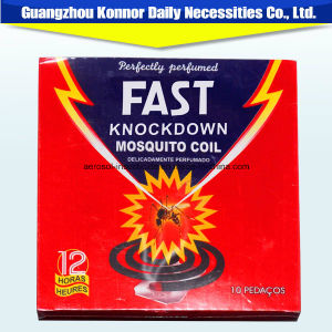 Good Quality Eco-Friendly Pest Control Suppliers No Smoke Black Mosquito Coil pictures & photos
