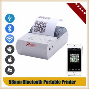 Qtp-E200 Portable Thermal Receipt Printer for POS Cash Register Cashier pictures & photos