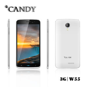 5.5 Inch Qhd IPS, Power Bank 2MP+5MP, 3G Smart Phone pictures & photos