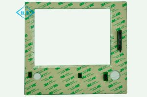 Customized PCB Board Control with 3m Adhesive and Connector pictures & photos