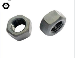 DIN6915 Stainless Steel Hex Nut/Structural pictures & photos