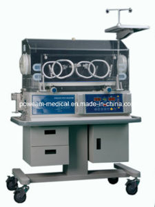 Ce Approved Movable Infant Baby Incubator (WHY-5M/WHY-2G) pictures & photos