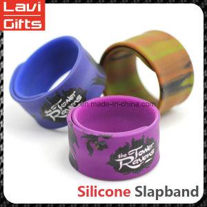 Good Producer Fashion Custom Silicone Slapband pictures & photos