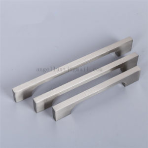 Customized Furniture Handle 201 304 Stainless Steel Drawer Handle pictures & photos