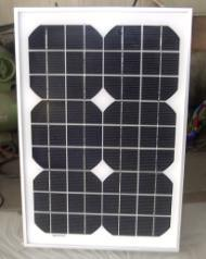 12W Solar PV Panel, PV Module pictures & photos