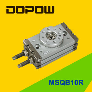 Dopow Msqb10 Rack and Pinion Rotary Pneumatic Cylinder pictures & photos