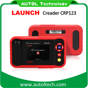 Original Launch Creader Crp123 Crp 123 Auto Code Reader Launch X431 Crp123 Same as Creader VII+ Universal OBD2 Eobd Cars Diagnostic Tool pictures & photos