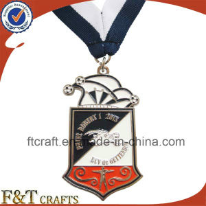 Promotional Gift Synthetic Enamel Metal Medal /Custom Medal pictures & photos