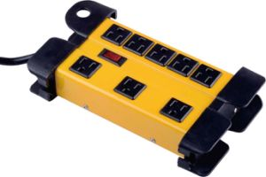 8 Outlet Surge Protector Power Strip, Power Cord with UL/cUL/ETL/cETL Approval--1200j pictures & photos