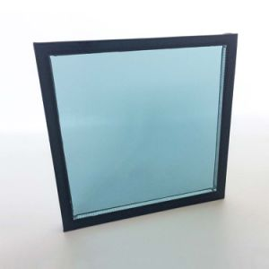 Low E Insulated Window Glass with Argon/ Air Gas pictures & photos