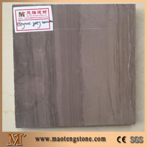 Best Quality Elegant Grey Wooden Marble Slab Stone pictures & photos