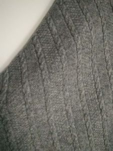 Trj009, 100%Cashmere, Women&Lady, Grey, Poncho, Good Quality pictures & photos