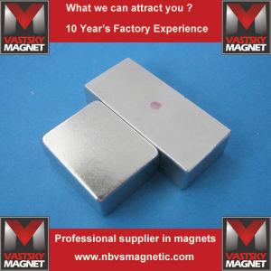 N35 N38 N40 N42 N45 N48 N50 N52 Magnet Neodymium with Cylinder Disc Cylinder Ring Arc Ball Block Shape pictures & photos
