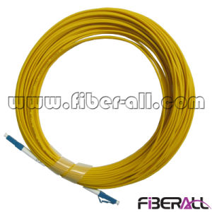 LC/PC-LC/PC Optical Fiber Patch Cord Sm Simplex pictures & photos