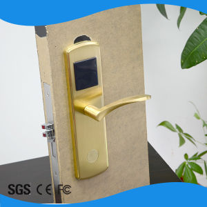 ANSI Mortise Hotel Lock Access Control Smart Lock Electronic Lock pictures & photos