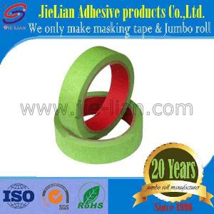 Colored Adhesive Masking Tape for Home Painting pictures & photos