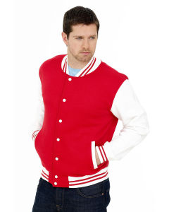Mens Wholesale Bomber Polar Jacket (A808)