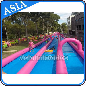 Giant Inflatable Slip N Slide, Inflatable Water Slide, Slide City pictures & photos