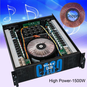 Ca30 Two Channel Professional High Power Amplifier with Copper Transformer pictures & photos