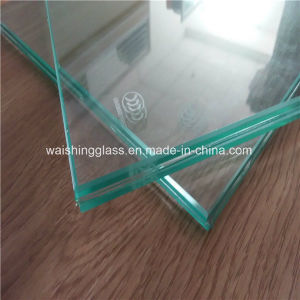Anti-Slip Floor Glass, Clear Tempered Laminated Floor Glass, Eb Glass pictures & photos
