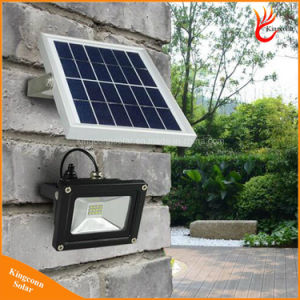 Warm White 12LED Solar Garden Floodlight for Wall Lawn Street pictures & photos