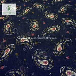 Nepal Folk Style Shawl Cashew Printed with Tassel Fashion Scarf pictures & photos
