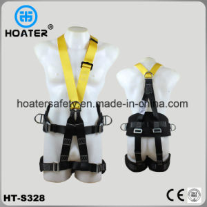Fall Protection Body Harness Working in Height