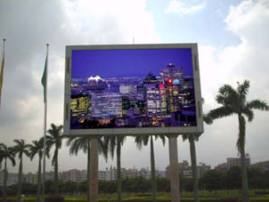 Waterproof IP65 SMD3535 P8 Outdoor LED Video Display for Message Board pictures & photos