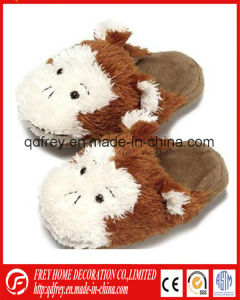 Hot Sale Teddy Bear Slipper Toy for Children pictures & photos