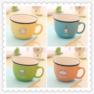 Cheap Latest Version of Glazed Ceramic Mug pictures & photos