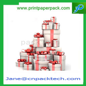 Custom Paper Cardboard Ribbon Packing Festivals Gift Packaging Box pictures & photos