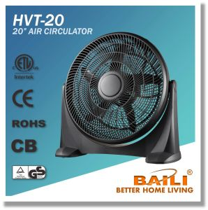 "Powerful 20"" Cooling Air Circulator Fan/Turbo Fan pictures & photos"