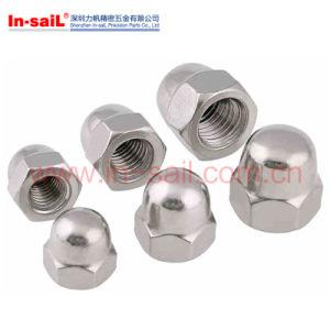 DIN Hexagonal Acorn Cap Nuts pictures & photos