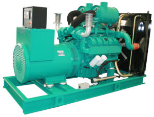 50Hz Googol Electrical 450kw 562.5kVA Silent Diesel Generator pictures & photos