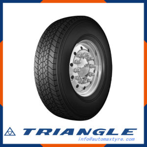 Most Popular Highway Guarantee Hot Selling New Pattern Tra02 Triangle Excellent Dry and Wet Grip Low Noise Truck Tyre pictures & photos