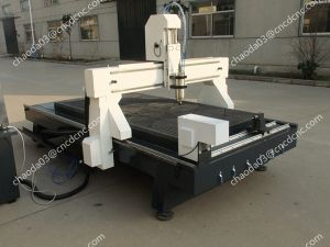 Instrument Window Door Carving Machine CNC Router with Cylinder Rotary pictures & photos