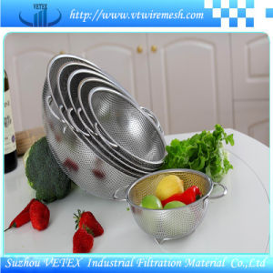 Stainless Steel Mesh Basket Used for Storage pictures & photos