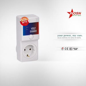 Volt Guard 7A Single Phase 220V AC Voltage Protector pictures & photos