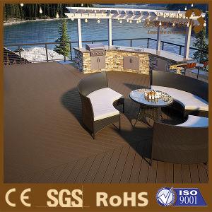 Co-Extrusion Composite Decking Outdoor Flooring WPC Deck pictures & photos